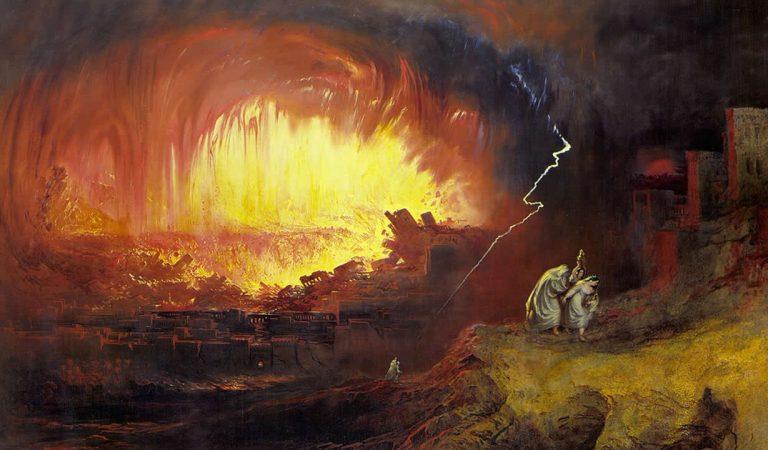 ¿Se han hallado los restos de Sodoma y Gomorra en Israel?