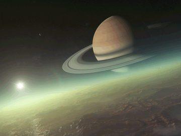 Sonidos en Saturno captados por NASA podrían ser conversaciones entre alienígenas, dice investigador