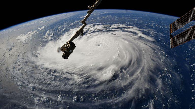 Tres huracanes surcan el Océano Atlántico en este momento