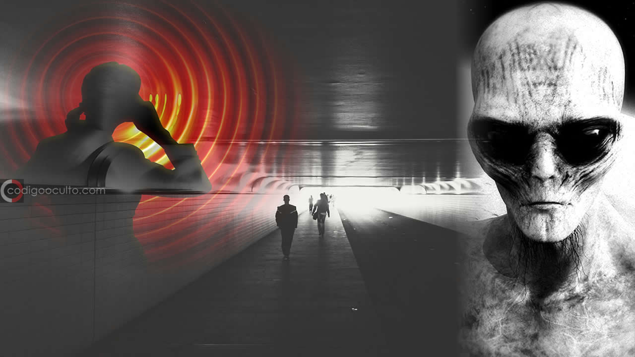 Una desesperada llamada del Área 51 mencionó alienígenas extradimensionales