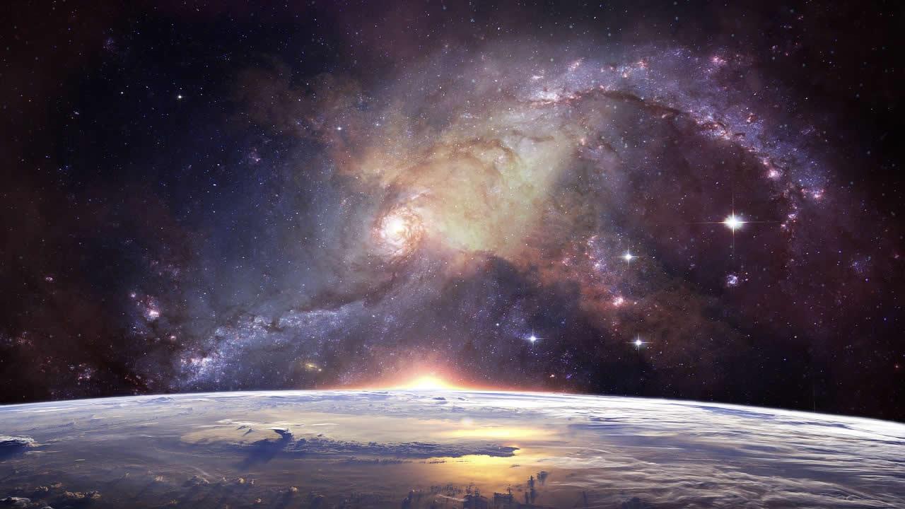 Una galaxia invisible podría estar oculta en la Vía Láctea