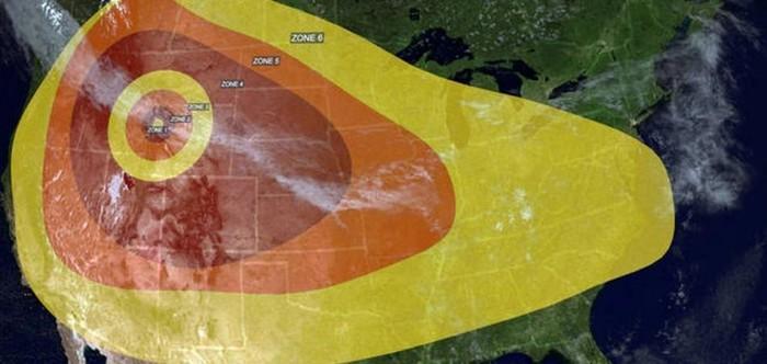 El Servicio Geológico de EE.UU. ha catalogado al supervolcán Yellowstone como de «alto riesgo»