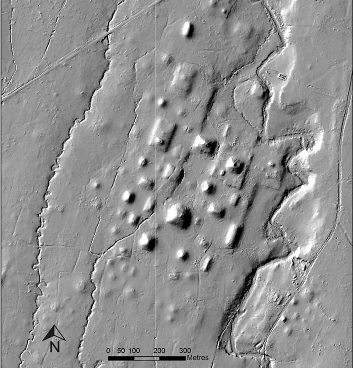 Una red de al menos 41 ciudades satélite que rodean la antigua capital de Izapa, en el sur de México
