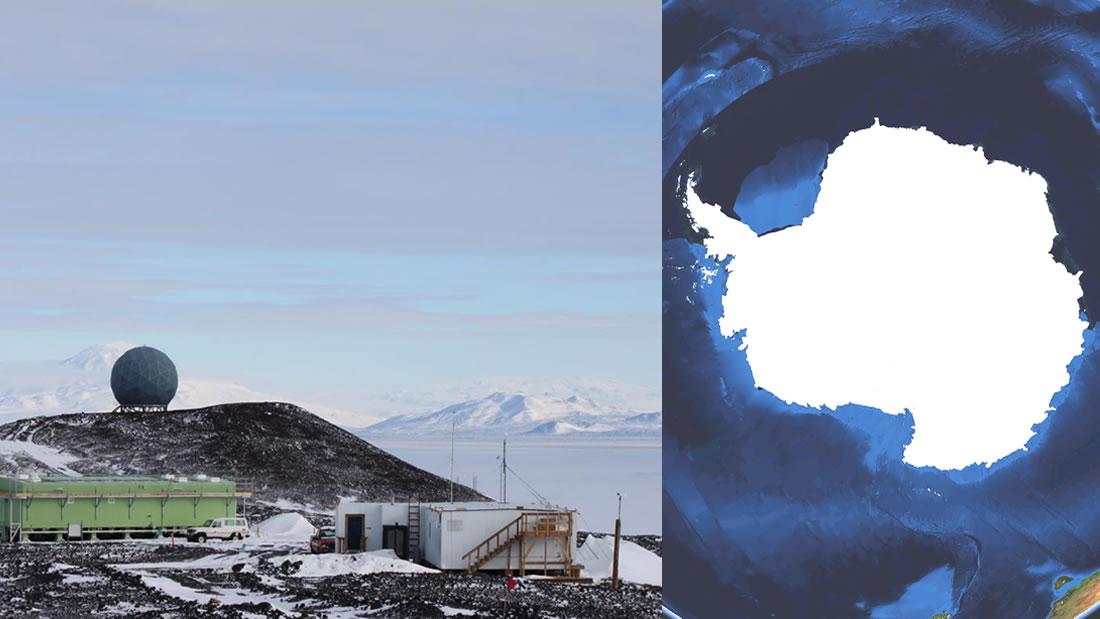 Área 122, un misterioso laboratorio en la Antártida
