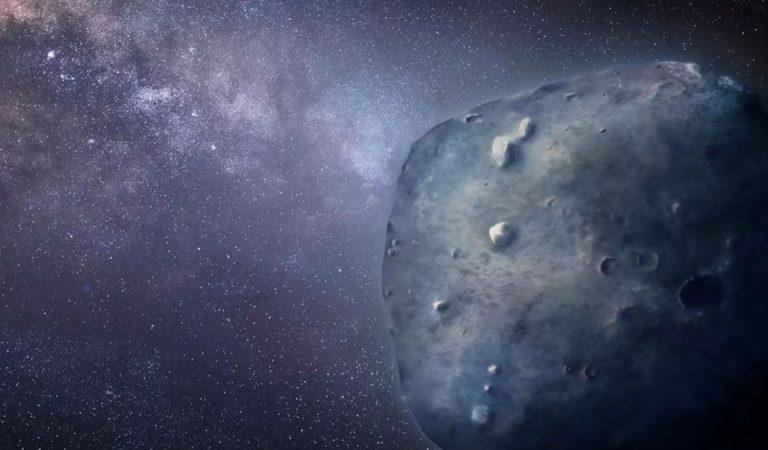 Asteroides azules raros y enigmáticos desconciertan a los astrónomos