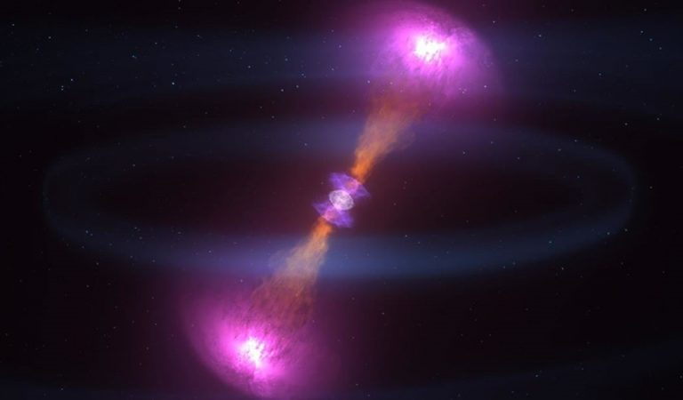 Astrónomos detectan una intensa luz infrarroja proveniente del espacio y de origen desconocido