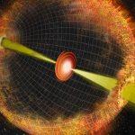 Astrónomos hallan evidencia de una explosión cósmica gigantesca