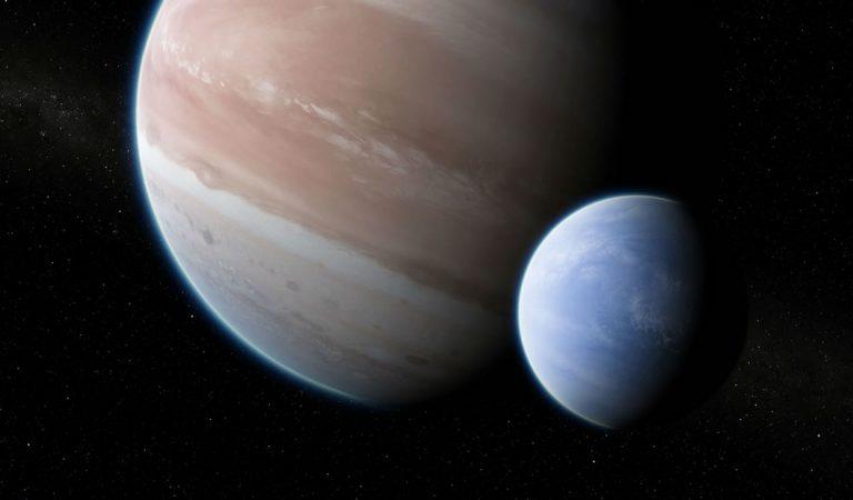 Astrónomos hallan primera evidencia convincente de una luna fuera de nuestro Sistema Solar