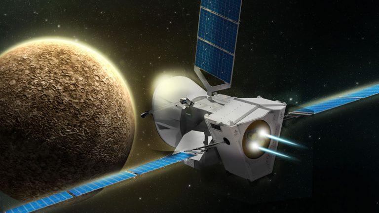 BepiColombo: Nave espacial es lanzada rumbo a Mercurio