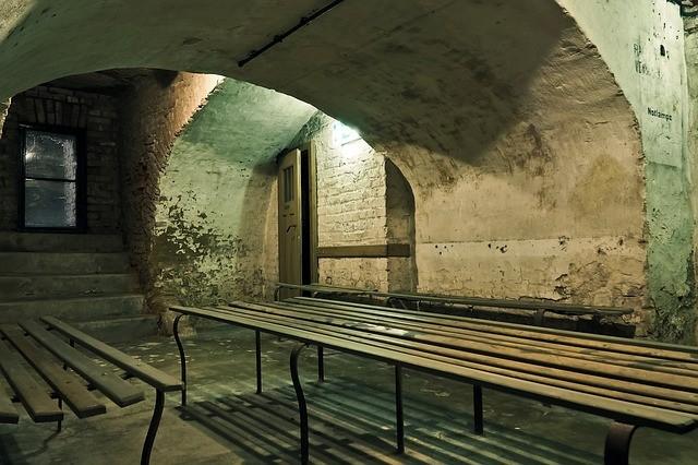 Un bunker de la Segunda Guerra Mundial