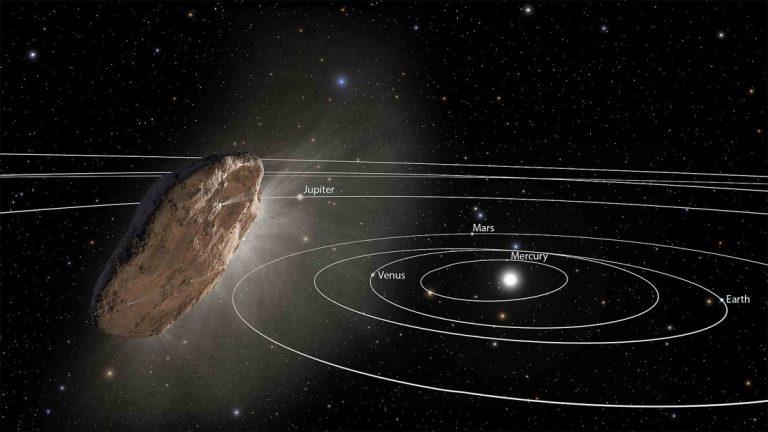 Científicos descubren que Oumuamua no es ni cometa ni asteroide... ¿cuál es el real origen de este objeto interestelar?
