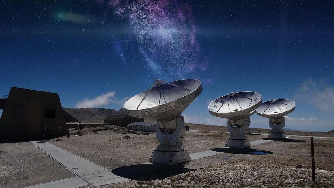 Civilizaciones alienígenas avanzadas podrían generar señales electromagnéticas