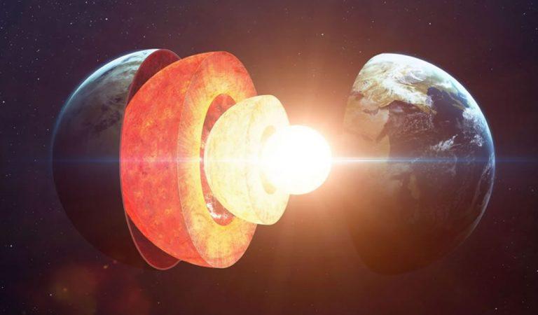 Confirman que el núcleo de la Tierra es realmente sólido