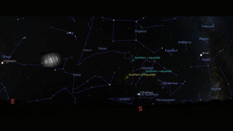 Confirman que la Tierra posee dos nubes de polvo como satélites