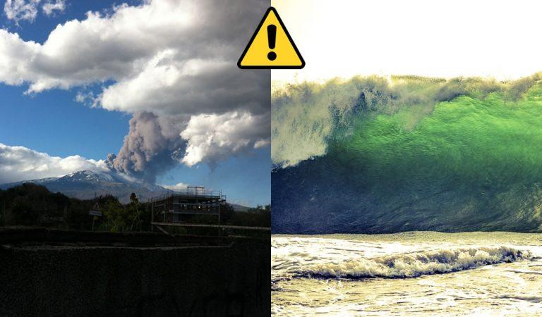 Deslizamientos del volcán Etna podrían causar tsunamis mortales, advierten científicos