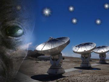 Detectan la más fuerte señal «extraterrestre» captada hasta ahora, junto a otras 19 emisiones