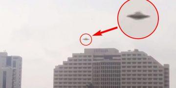 Difunden vídeo de un «OVNI» sobre Guayaquil, Ecuador