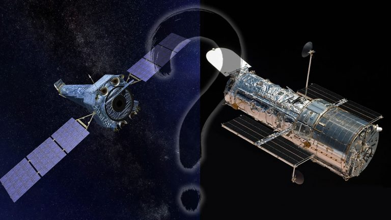 Dos telescopios espaciales de la NASA dejan de funcionar con pocos días de diferencia