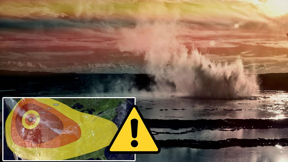 El nivel de amenaza del supervolcán Yellowstone pasa a «alto riesgo», según el USGS
