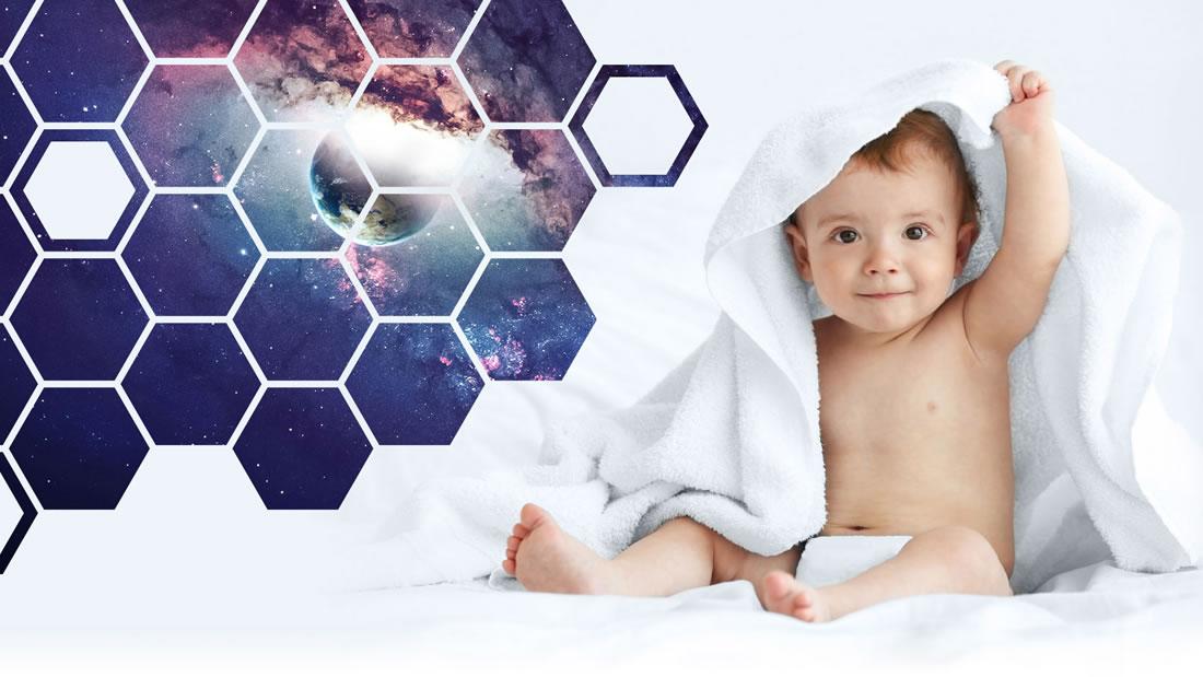 El primer bebé humano «extraterrestre» podría nacer en seis años