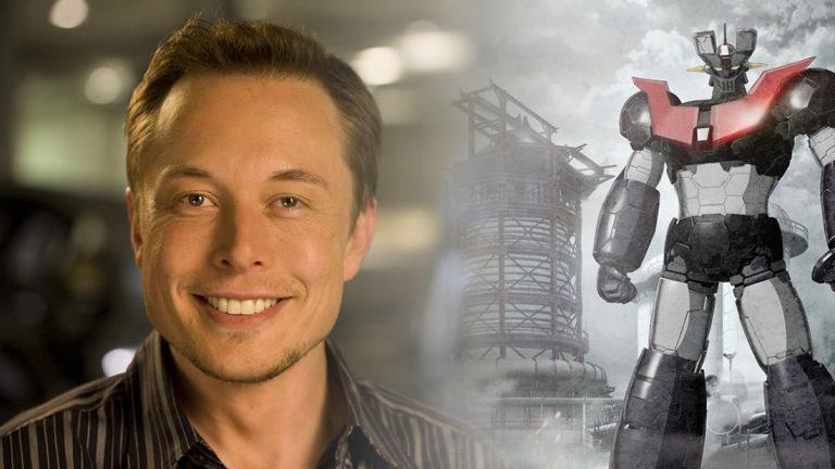 Elon Musk ahora quiere construir un robot gigante como en los animes