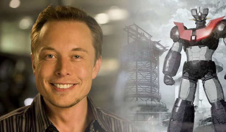 Elon Musk quiere construir un robot gigante como en los animes