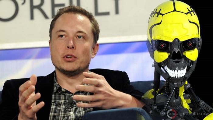 Elon Musk, curiosamente, ha comparado el desarrollo de IA, con invocar al demonio