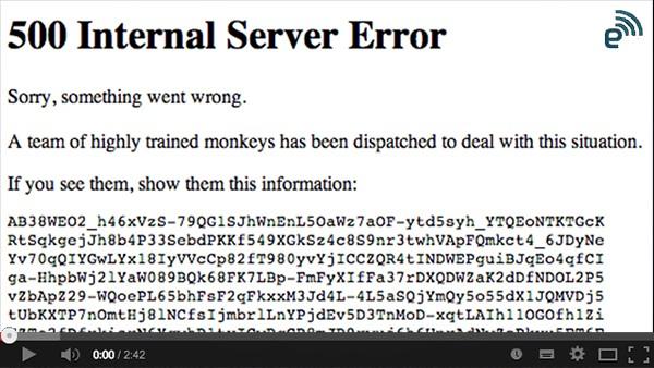 Youtube registró una caída a nivel mundial el día 16 de octubre