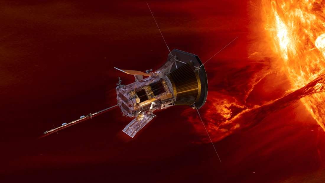 Esta sonda es la nave espacial más cercana al Sol y la más rápida de todos los tiempos
