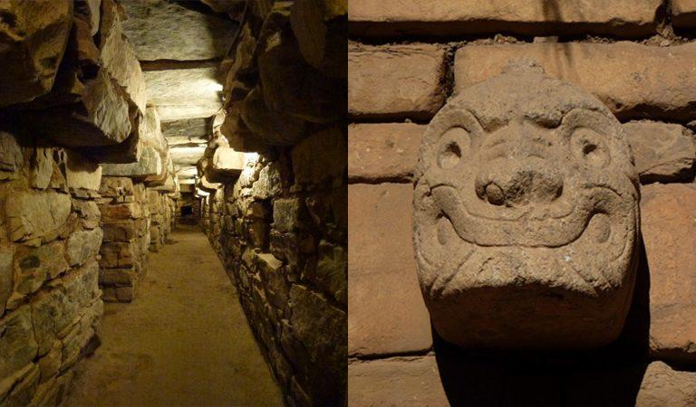 Hallan nuevos pasajes del mundo subterráneo de Chavín de Huántar