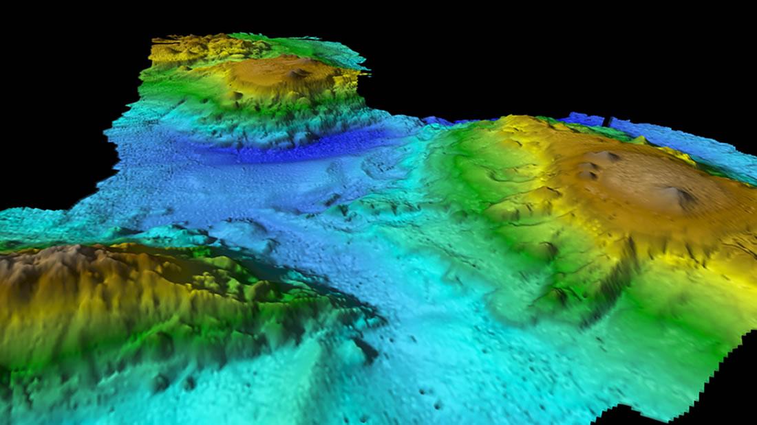 Hallan un «mundo perdido» en el océano profundo de Australia