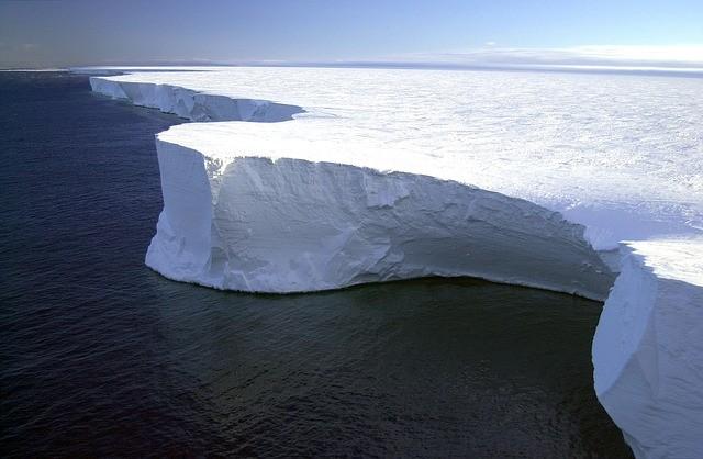 De acuerdo a los investigadores el ruido captado es similar al sonido de una flauta en la plataforma de hielo