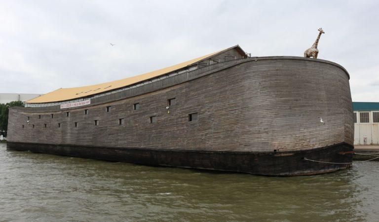 La CIA rastreó ubicación del Arca de Noé utilizando satélites espías