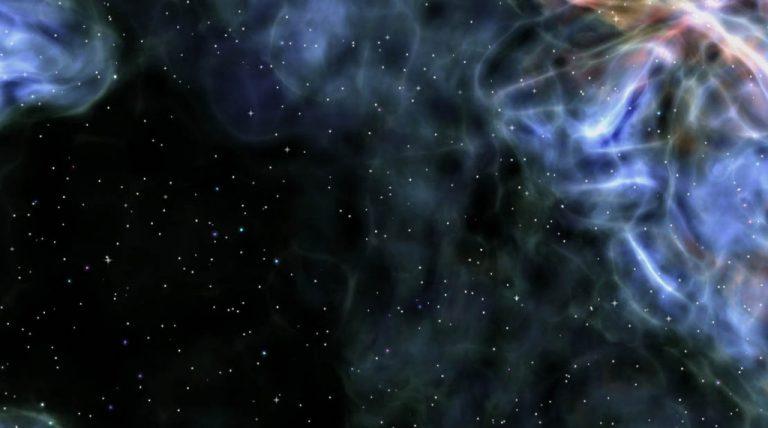 La materia oscura en el universo: nuevo mapa detalla su recóndita presencia