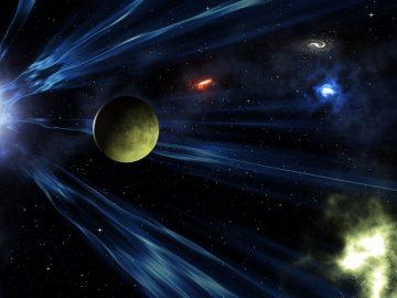 La Tierra está siendo bombardeada con energía antigua e invisible de otra galaxia
