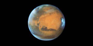 Marte contiene suficiente oxígeno bajo su superficie para sustentar la vida