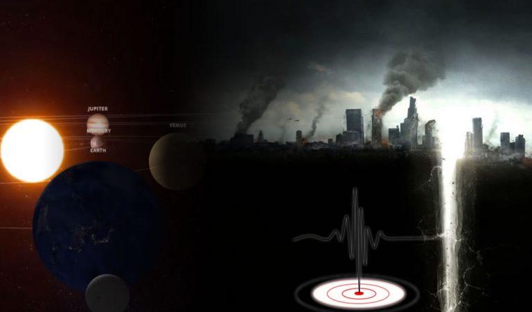 Megaterremoto sacudirá el planeta en diciembre de 2018, dice investigador