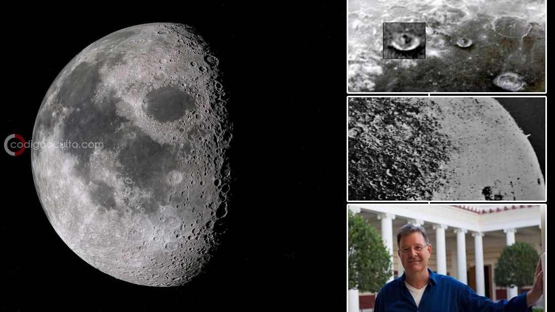 Muere en accidente un ex militar que expuso información de bases alienígenas en la Luna