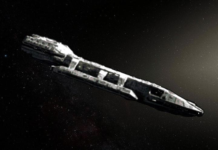 ¿Es Oumuamua una sonda enviada por alienígenas?