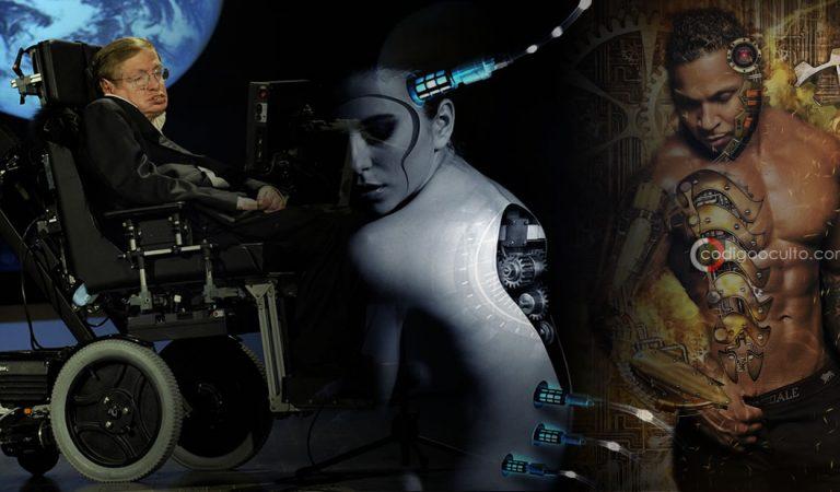 Stephen Hawking advirtió de futuros «superhumanos» que amenazarán a la humanidad