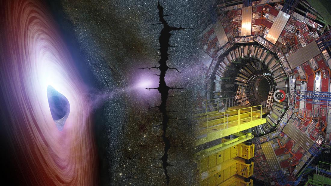 Super colisionador de partículas de China podría romper el tejido del Universo, dice astrofísico