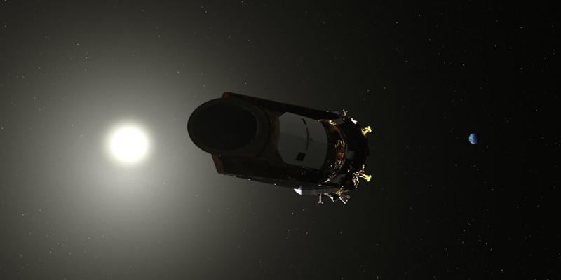 Kepler se encuentra con muy poco combustible. Se espera que sea suficiente para enviar los datos obtenidos hacia la Tierra