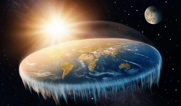 Terraplanista realiza un «viaje al fin del mundo» para probar que la Tierra es plana
