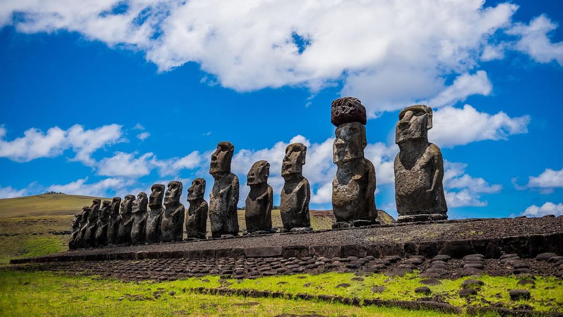 ¿Por qué construyeron los moais en Isla de Pascua? Nuevo estudio podría tener la respuesta