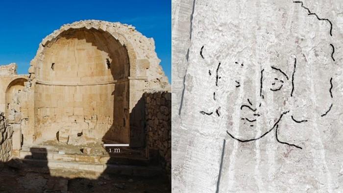 Representación de Jesucristo del siglo V