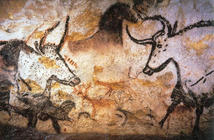 Cuevas de Lascaux, pinturas rupestres