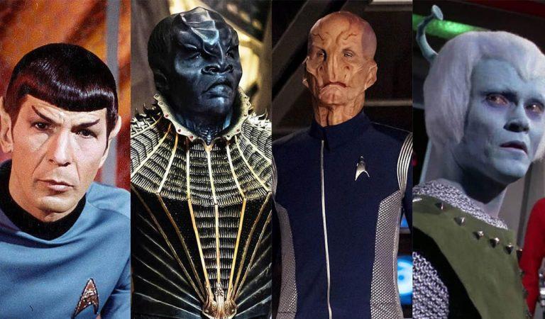Alienígenas de Star Trek podrían no estar muy lejos de la realidad