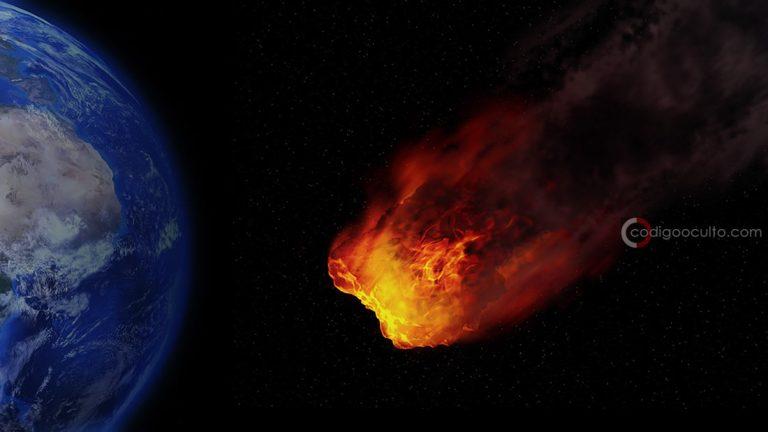 Asteroide de 210 metros viene en dirección hacia la Tierra