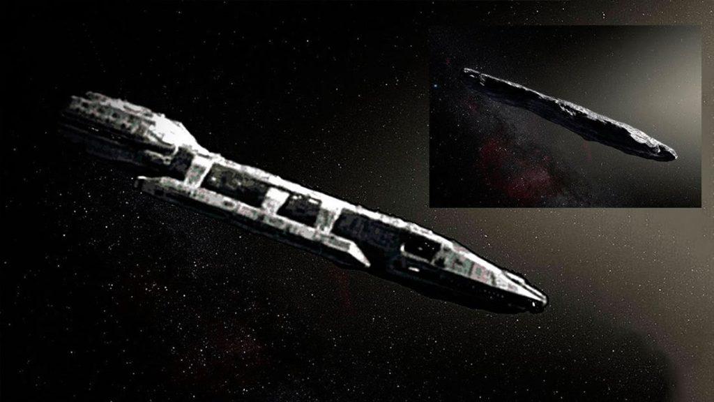 Si bien algunos han sugerido que 'Oumuamua es un cometa o un asteroide, incluso se ha sugerido que podría ser una nave espacial interestelar.