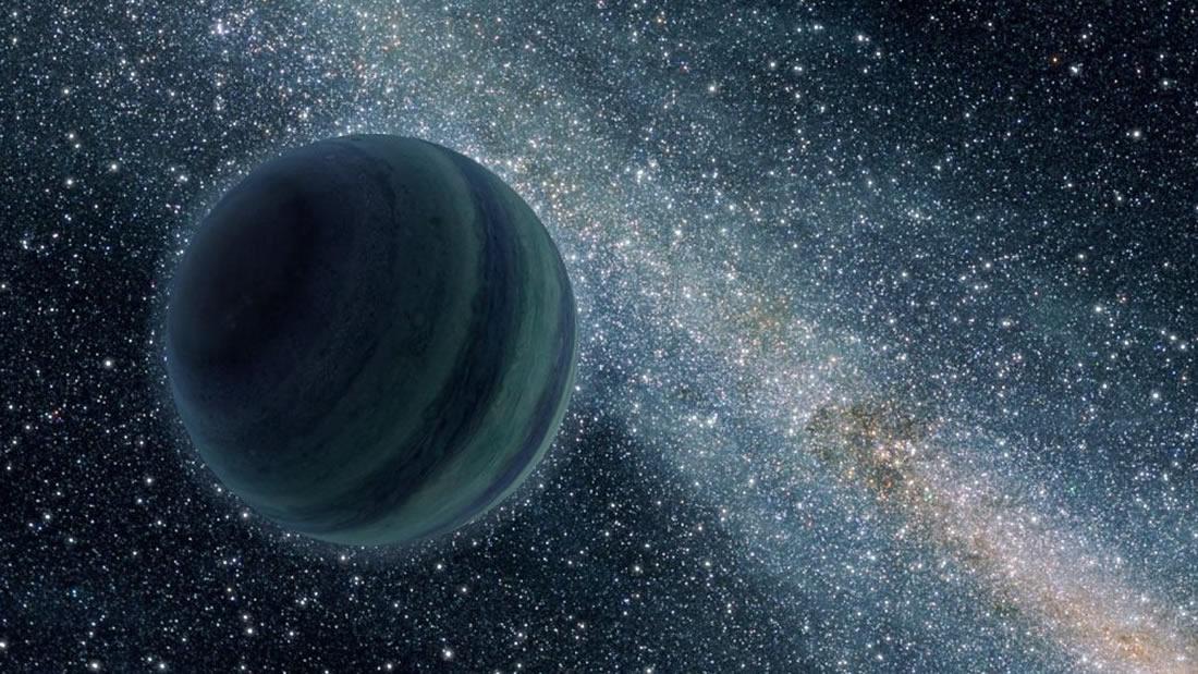 Astrónomos descubren dos planetas errantes en nuestra galaxia